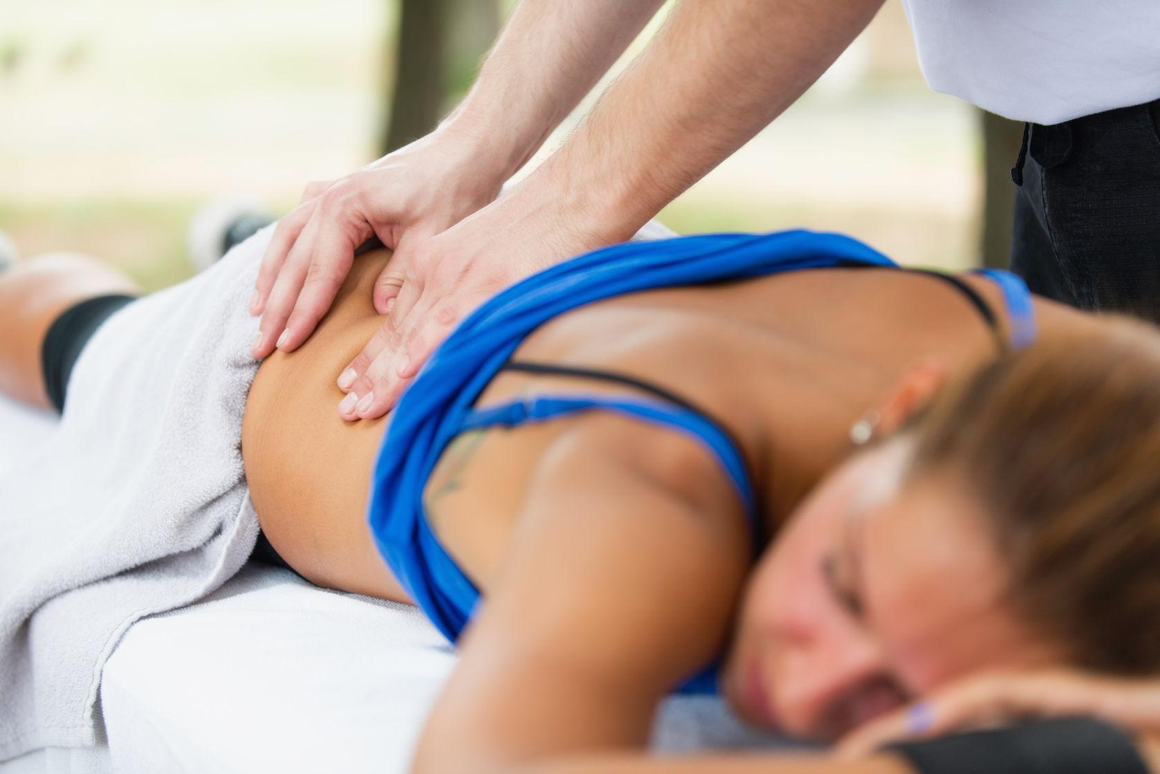 corsi di massaggio
